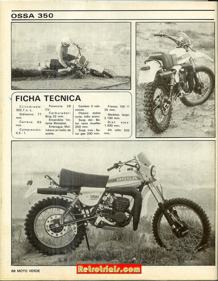 1980 ossa 350 desert report     retrotrials